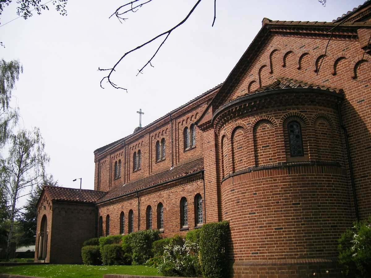 Church of St Francis of Assisi, Bournville