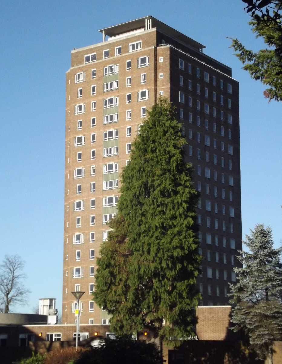 Chamberlain Tower