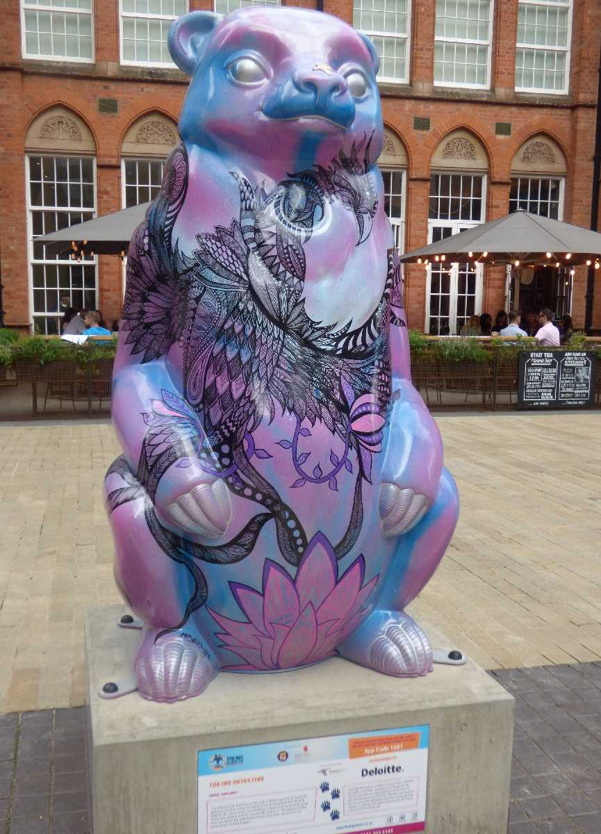 The Big Sleuth Oozells Square