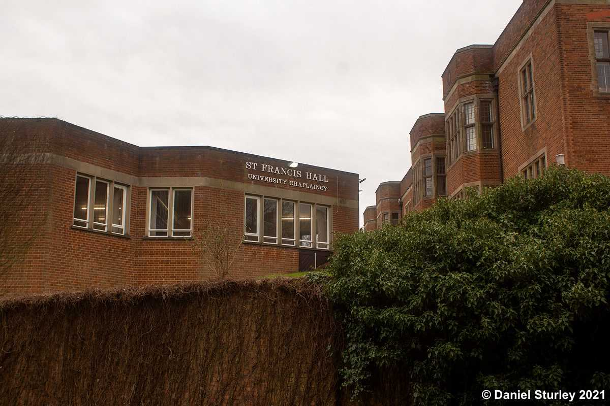 University of Birmingham - St. Francis Hall