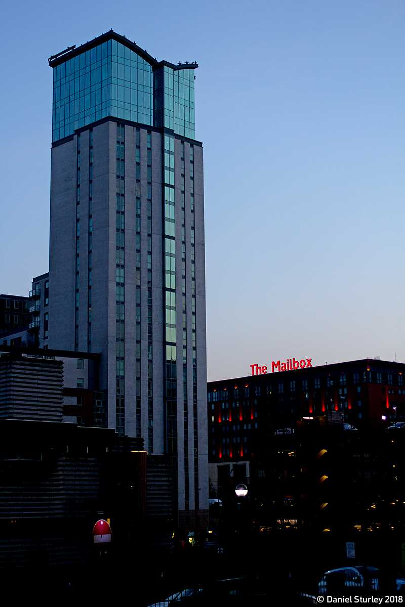 Introducing Orion Building, Birmingham, UK