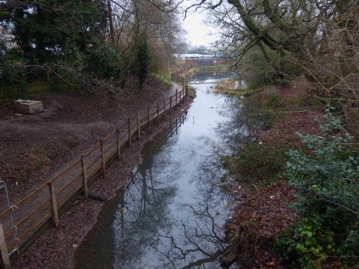 Lapal Canal Selly Oak Park
