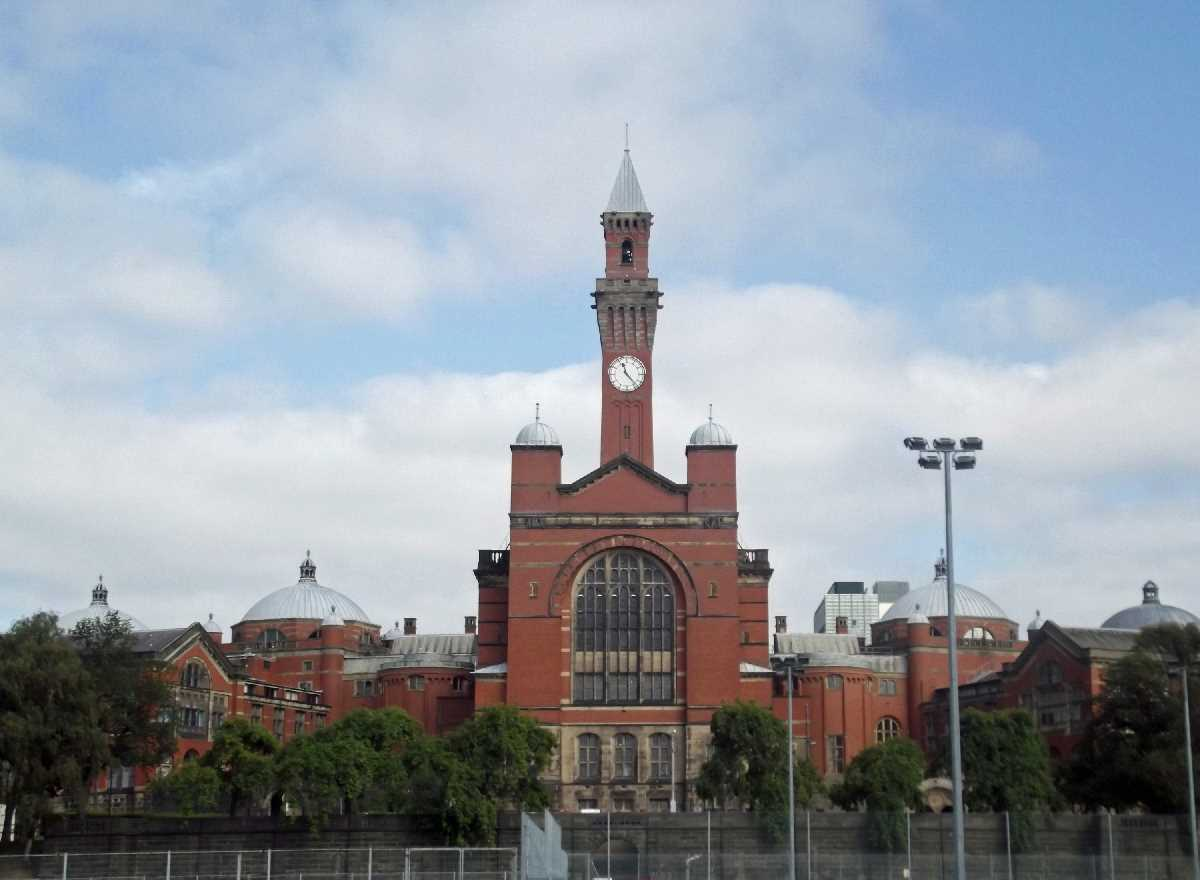 Old Joe at University of Birmingham
