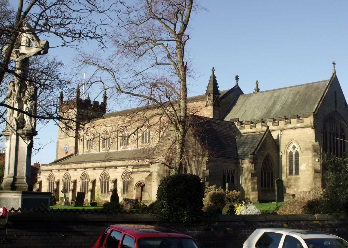 St Marys Church, Moseley - A Birmingham Gem!