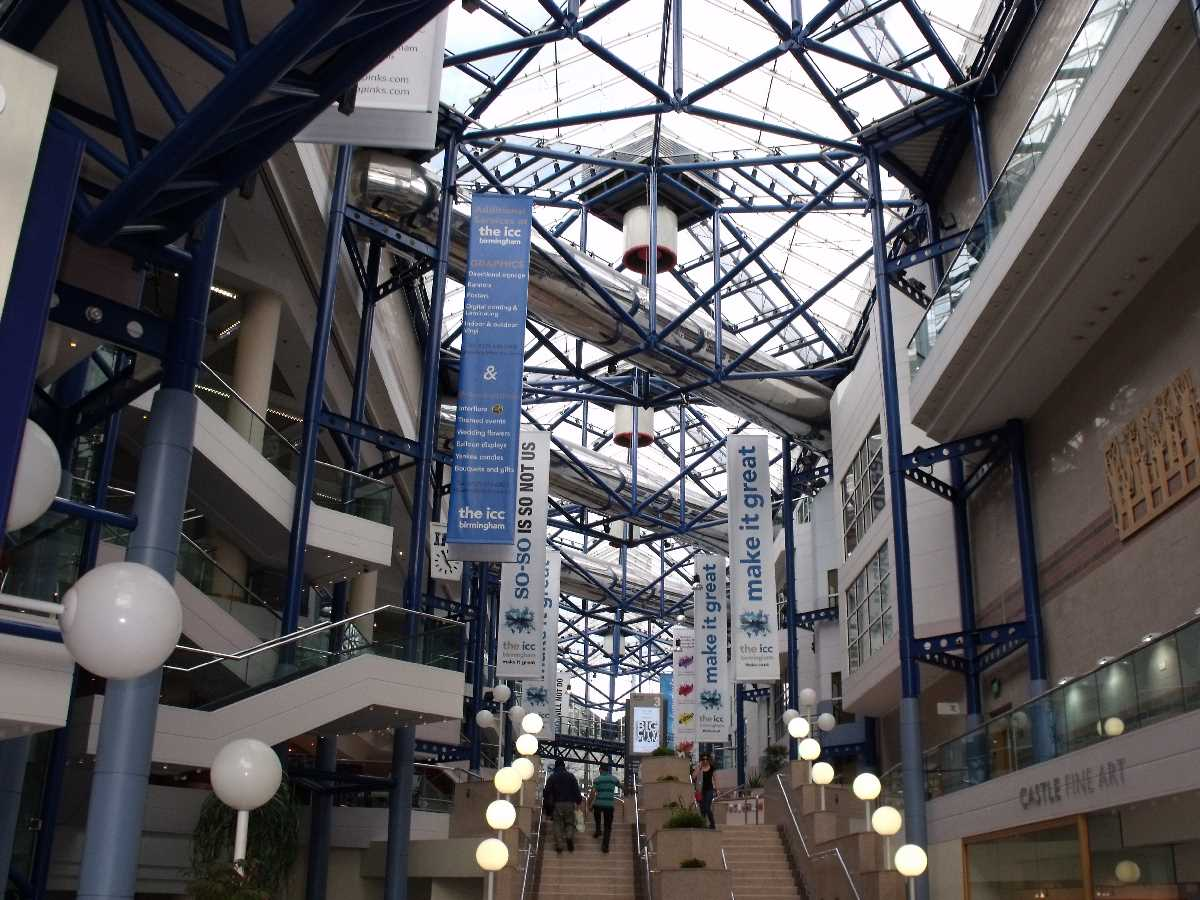 The ICC Mall