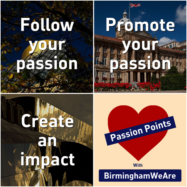 BirminghamWeAre - for people who are passionate about Birmingham