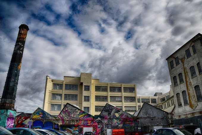 The Custard Factory, Digbeth - A Birmingham Gem!